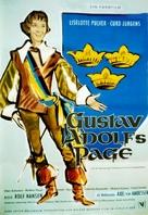 Gustav Adolfs Page - German Movie Poster (xs thumbnail)