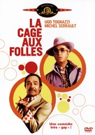 Cage aux folles, La - French Movie Cover (xs thumbnail)