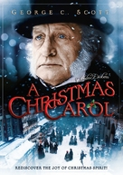 A Christmas Carol - DVD movie cover (xs thumbnail)