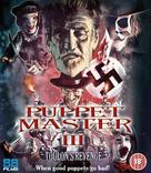 Puppet Master III: Toulon's Revenge - British Blu-Ray cover (xs thumbnail)