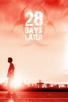 28 Days Later... - DVD cover (xs thumbnail)