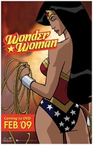Wonder Woman - Video release poster (xs thumbnail)