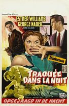 The Unguarded Moment - Belgian Movie Poster (xs thumbnail)