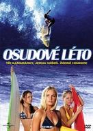 Blue Crush - Czech DVD cover (xs thumbnail)