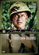 None But the Brave - Spanish DVD cover (xs thumbnail)
