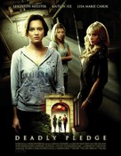 The Haunting of Sorority Row - Movie Poster (xs thumbnail)