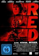 RED - German Movie Cover (xs thumbnail)