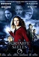 De fortabte sjæles ø - Danish DVD cover (xs thumbnail)