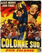Column South - Belgian Movie Poster (xs thumbnail)