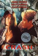 Crash - German DVD cover (xs thumbnail)