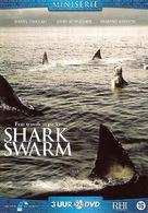 Shark Swarm - German Movie Cover (xs thumbnail)