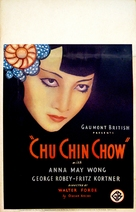 Chu Chin Chow - Movie Poster (xs thumbnail)