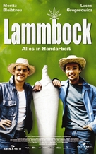 Lammbock - German poster (xs thumbnail)