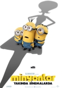 Minions - Turkish Movie Poster (xs thumbnail)