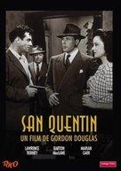 San Quentin - Spanish DVD cover (xs thumbnail)