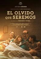 El olvido que seremos - Colombian Movie Poster (xs thumbnail)