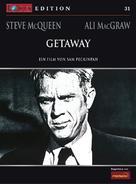 The Getaway - German Movie Cover (xs thumbnail)