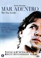 Mar adentro - Dutch DVD movie cover (xs thumbnail)