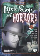 The Little Shop of Horrors - Belgian DVD cover (xs thumbnail)