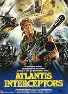 I predatori di Atlantide - French DVD cover (xs thumbnail)