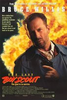 The Last Boy Scout - Movie Poster (xs thumbnail)