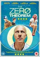 The Zero Theorem - British DVD movie cover (xs thumbnail)
