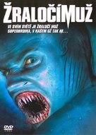 Sharkman - Czech DVD movie cover (xs thumbnail)