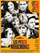 Les petits mouchoirs - Belgian Movie Poster (xs thumbnail)