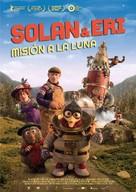 Månelyst i Flåklypa - Spanish Movie Poster (xs thumbnail)