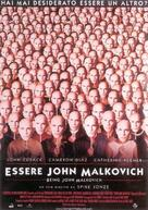 Being John Malkovich - Italian Movie Poster (xs thumbnail)