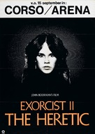 Exorcist II: The Heretic - Dutch Movie Poster (xs thumbnail)