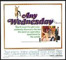 Any Wednesday - Movie Poster (xs thumbnail)