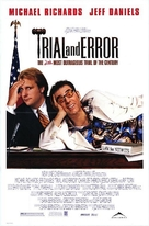 Trial And Error - Canadian Movie Poster (xs thumbnail)