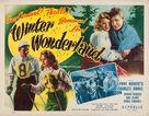 Winter Wonderland - Movie Poster (xs thumbnail)