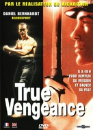 True Vengeance - French DVD cover (xs thumbnail)