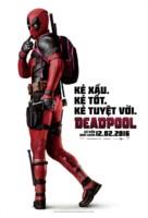 Deadpool - Vietnamese Movie Poster (xs thumbnail)