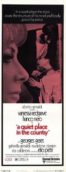 Un tranquillo posto di campagna - Movie Poster (xs thumbnail)