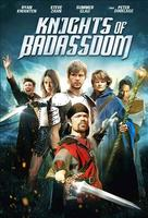 Knights of Badassdom - DVD cover (xs thumbnail)