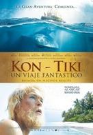 Kon-Tiki - Spanish Movie Poster (xs thumbnail)