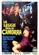 La legge della Camorra - Italian Movie Poster (xs thumbnail)