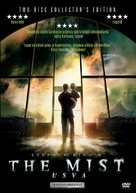 The Mist - Finnish DVD cover (xs thumbnail)