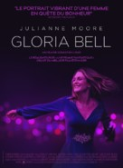 Gloria Bell - French Movie Poster (xs thumbnail)