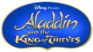 Aladdin And The King Of Thieves - Logo (xs thumbnail)