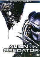 AVP: Alien Vs. Predator - French DVD movie cover (xs thumbnail)