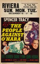 The People Against O'Hara - Movie Poster (xs thumbnail)