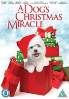 My Dog's Christmas Miracle - British DVD cover (xs thumbnail)