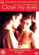 Close My Eyes - British DVD movie cover (xs thumbnail)