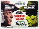 Two Rode Together - British Movie Poster (xs thumbnail)