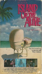 It's Alive III: Island of the Alive - Movie Cover (xs thumbnail)