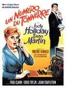 Bells Are Ringing - French Movie Poster (xs thumbnail)